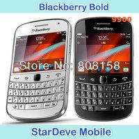 Original BlackBerry Bold Touch 9900 Unlocked Mobile Phone Internal 8GB Memory 3G Smartphone 5MP Camera