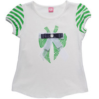 Free Shipping New Promotion Hot Summer Tshirts Girls Lovely LOVE Tops,Casual Wear  K6362