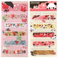 Cartoon band aid ok sidedness bandage haemostasis stickers fashion 100