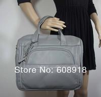 2014 fashion travel  Bag , Cosmetic Bag, multi-function genuine leather bag