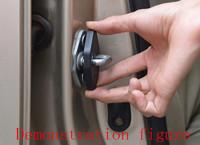 high quality  door lock buckle decoration 4pcs for Honda CRV  2008 2009 2010 2011 2012 2013 2014