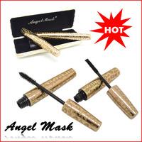 NEW Angel Mask 2Set=4Pcs Waterproof Mascara Transplanting Gel with Natural Fiber Mascara Eyelash Cream