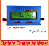 12.79$ High Precision RC Helicopter LCD 60V/100A DC Charger Voltage Balancer Current Power Battery Energy Analyzer Watt Meter