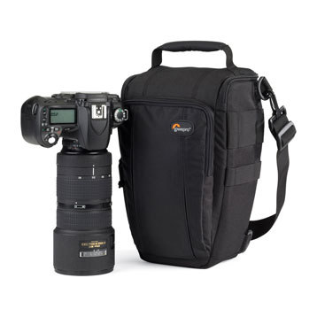 2014 hot camera bag Lowepro Treasure Toploader Zoom 55 AW Triangular Shoulder Bag with Rain Cover(China (Mainland))