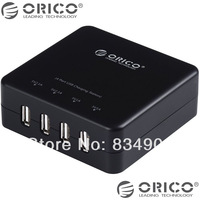 ORICO DCE-4U 31W 4-Port USB Wall Charger Travel Power Adapter for 5s 5c 5 iPad Air mini Galaxy S5 S4 new HTC one (M8) Nexus