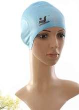 cheap swim ear cap