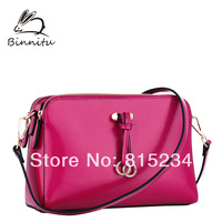 Freeshipping 2014 new  women's handbag female messenger bags vintage fashion candy color women's one shoulder small bag