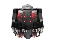 coolermaster V8 GTS heat pipe radiator 8 cpu heatsink i7 LGA2011-pin dual fan LED fan