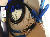 Free shipping Siltech 25th Classic Anniverary 770i RCA interconnect audio cable 1.5m without  box
