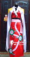 ONE PIECE Cosplay Costume Luffy Boa Hancock /Boa Hankokku Empress party dress any size