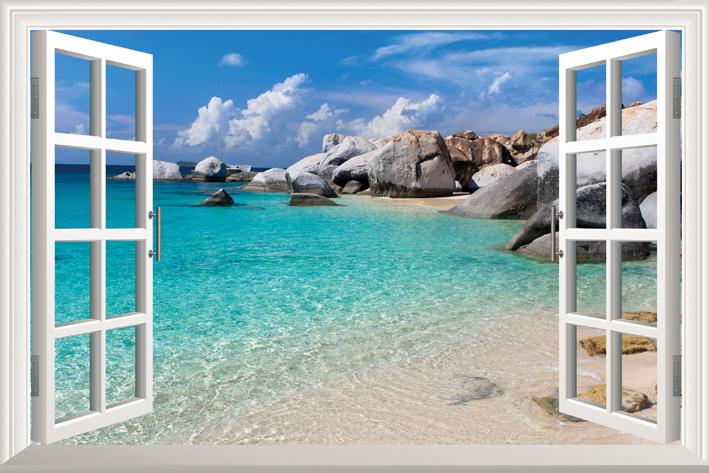 affreschi murali finestre finte : finestre Promozione-Fai spesa di articoli in promozione falso finestre ...