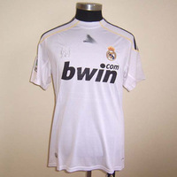 Top european version of the 09 - 10 homecourt top football jersey