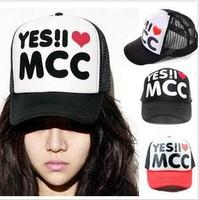 Mesh cap truck cap truck cap spring and summer male women's lovers hat