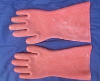 12kv insulating gloves electrician gloves rubber insulated gloves electrical insulation gloves