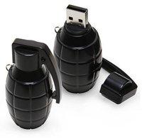 sale 100pcs/lots New arrive USB Grenade Flash Drive thumb drives 2gb 4gb 8gb 16gb pen drive Grenade shaped flash disk drive
