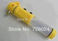 Car Safety Hammer 4 in 1 multifunction rescue hammer escape hammer (weakening)