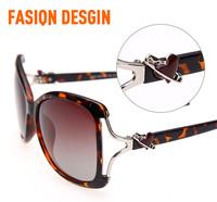 2014 Oversize Big Lenses with Heart Designer Legs Women Polarized Sunglasses,Cycling Eyewear UV Protection Optical Sunglasses