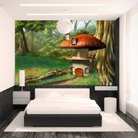 2014 Best Fashion environmental Mural 3D wallpaper  non-woven papel  parede 3d mural photo wallpaper  background homedecoration