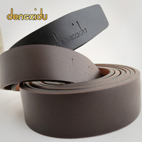 cheap Male commercial genuine leather strap genuine leather belt plain strap agings strap male