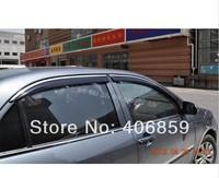 High Qutlity! Volkswagon VW Jetta 6 Mk6 2010 2011 2012 2013 Side Door Window Visor Deflector Sun/Rain Guard Shield Vent  bht