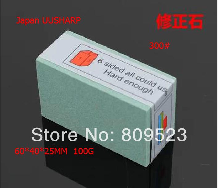 2014 Japan UUSHARPwhetslate rubstone Fix stone kitchen knife knives sharpener stones sharpening whetstone, cleaner for whetstone(China (Mainland))