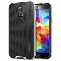 SGP Neo Hybrid Bumblebee Case Cover For Samsung Galaxy S5 i9600 , Two Layers Form-Fitted, Durable And Stylish