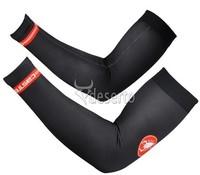 Free shipping! New 2014 castelli cycling arm sleeve/ ciclismo men bicicleta arm warmers SZ02