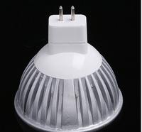 3w spotlight gu5.3 220V 110V mr16 12V free shipping 3W bulb baloon chandelier gu10 led bulbs led light bulbs track lighting
