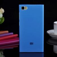 Wholesale 100pcs Xiaomi M3 MI3 0.3MM PC Phone Case Ultra Thin Protective Back Cover Skin