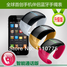 Wearable Electronic Device Bluetooth bracelet watch hands free phone answering phone watch music player watches
