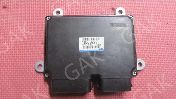 Mitsubishi Engine ECU Engine Control Computer 1860B266/E6T72693(China (Mainland))