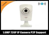 720P Wireless  IP Camera Pan/Tilt Home Security Surveillance System CCTV Camera with P2P+Onvif  BQ-N02W