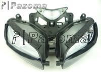 PAZOMA MOTORCYCLE Headlight Head Light Lamp For Honda CBR 1000 RR 1000RR CBR1000RR 04 2005 2006 07