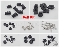 KAWASAKI  ZX10R  2008-2010 Fairing Bolts Screws COMPLETE Bolt Kit