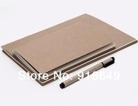 32K Sketchbook, Graffiti, Notebook, Kraft brown paper cover, 64 sheets, free shipping