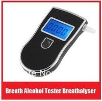 High Quality Prefessional Digital Breath Alcohol Tester Breathalyser Free Dorp Shipping