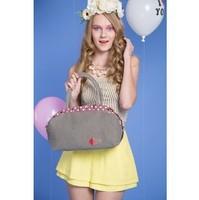 New 2014  Beautiful handbags Sweet princess shoulder bag Cute girls handbag Fish petals side shoulder bag