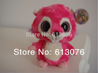 "Small size - Yoohoo Friends Stuffed Plush Beaver toy - 5"" Ca, Nook brothers,Fabrics Stuffed big eyes soft Toy,baby doll"