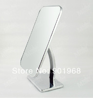 Home bedroom rotable tabletop place cosmetic table mirror