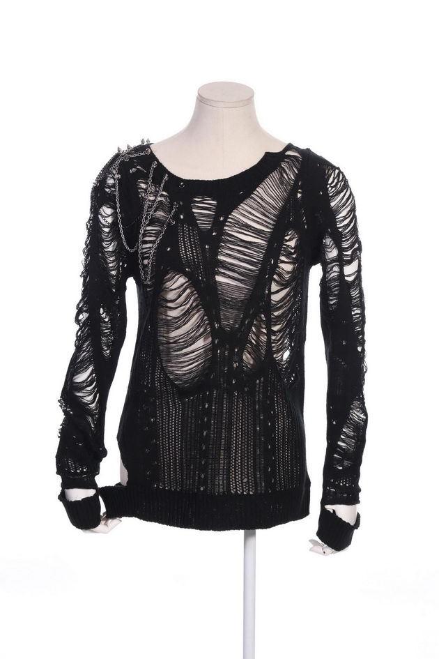 Женский пуловер RQ-BL RQ/bl 51023 блузка rq bl sp019bk rq bl steampunk