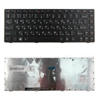 New RU Keyboard ,Russia Version Laptop  Keyboard For Lenovo G470 G475 Black