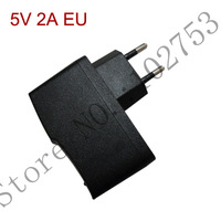 10w power adapter 5v 2a free shipping 100% new 1pcs high quality USB wall charger switching supply ac 100-240V to 5V converter
