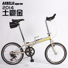 20 folding mountain bike bicycle folding carry winter bicycle(China (Mainland))