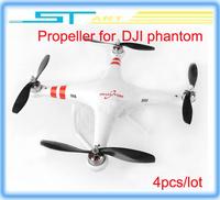 2014 DJI PHANTOM parts Carbon Fiber Propeller Balanced Quadcopter 4PCS/lot Propellers Back to product details free radio control