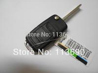 3 Buttons Replacement  Car Case Square Folding Key Shell Blank For VW Volkswagen Golf 4 5 6 Passat B5 B6 Polo Bora Touran