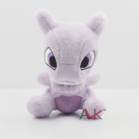 Pokemon dolls plush toys Mewtwo 10pcs/lot