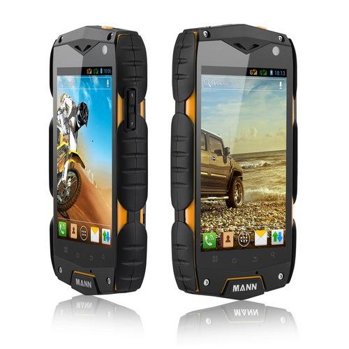 Original MANN ZUG3 A18:IP68, Waterproof Smartphone, Dustproof, Shockproof, Rugged, Android, 3G, GPS, Russia,Mann ,ZUG3,A18(China (Mainland))