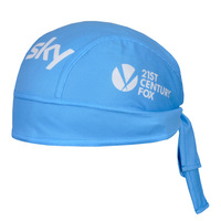 2014 Bike Team SKY Cycling head Bicycle Scarf Sweat Proof  hat Riding Pirate Cap