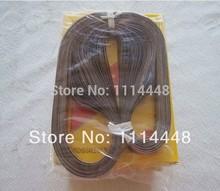 50pcs/lot 770*15mm teflon belt for FR-900 Continuous Band Sealer or FRD-1000 Solid ink band sealer(China (Mainland))
