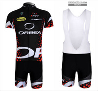 Cycling Jersey !!! New 2014 ORBEA Cycling Jersey short sleeve and cycling bib short sets black 2013 Orbea cycling clothing sets